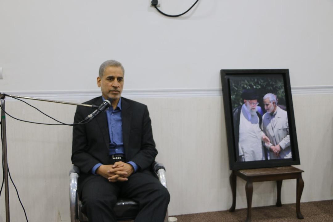 استاندار: دولت برای کمک به خوزستان مصمم است.