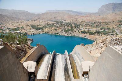 کاهش ۴۳ درصدی ورودی آب به سدهای خوزستان