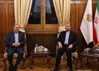 ایران آماده تامین نیازهای لبنان است