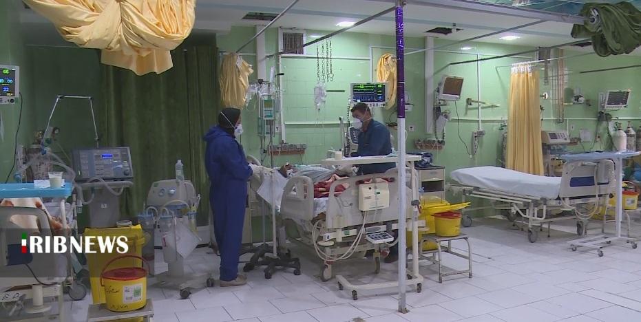 کرونا با ۲ فوتی در زنجان