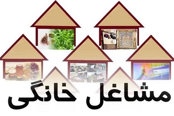 اشتغال ۳۱۷ نفر از متقاضیان مشاغل خانگی در اردبیل