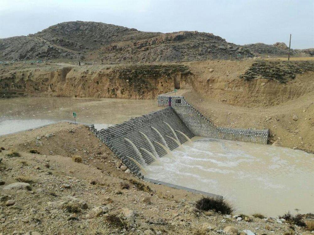 رکوردشکنی احداث بند خاکی در خراسان جنوبی