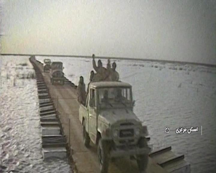 سنگ تمام صنایع استان مرکزی در حماسه دفاع مقدس