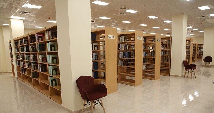 باز شدن درهای کتابخانههای قزوین به روی دوستداران یار مهربان
