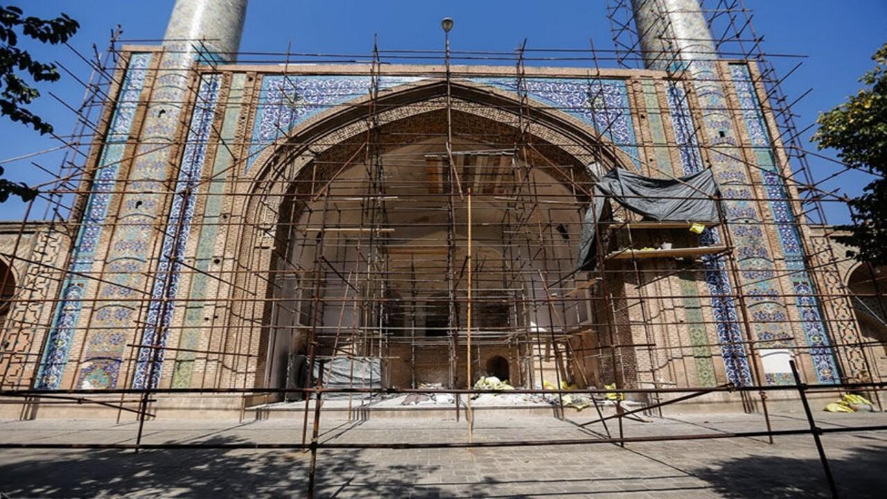 مرمت ۲۰ بنای تاریخی استان قزوین