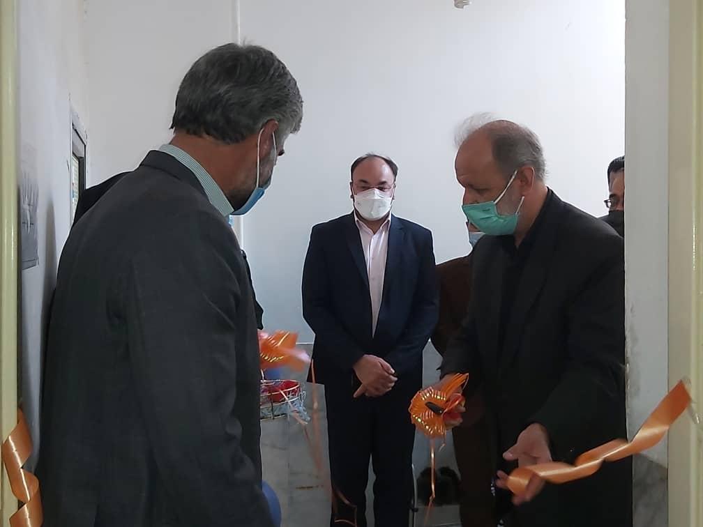 افتتاح دو مرکز آموزشی در مهریز