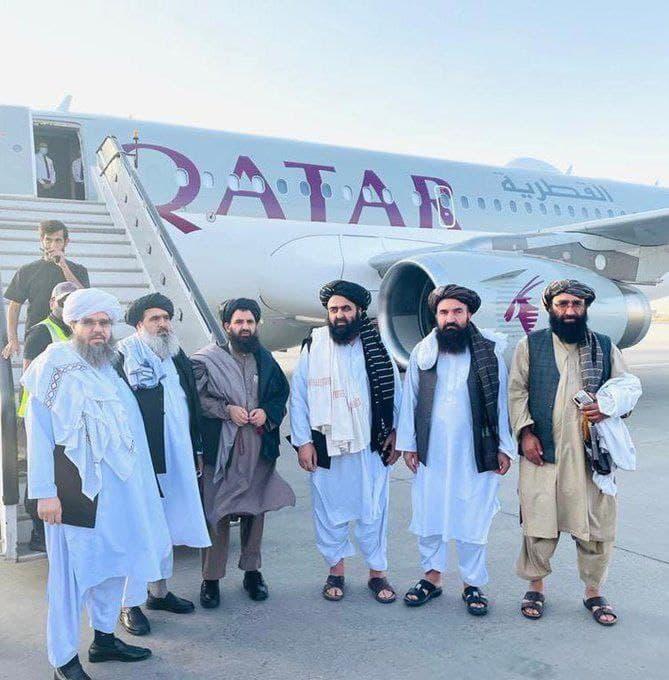نخستین سفر خارجی سرپرست وزارت امور خارجه طالبان