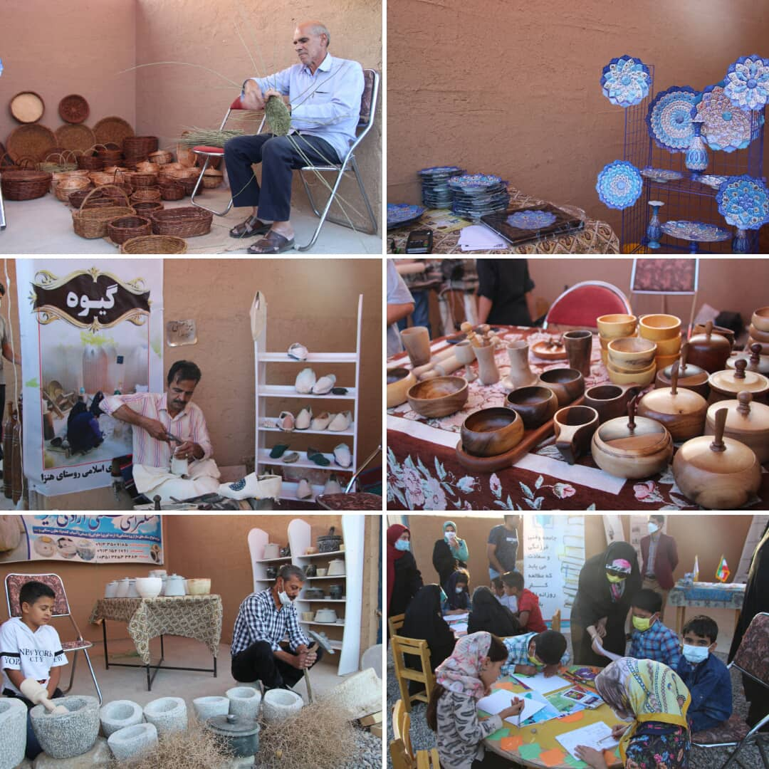 جشنواره روستا و عشایر در مهریز