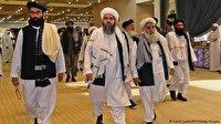 دیدار طالبان با هیئت آمریکایی در قطر