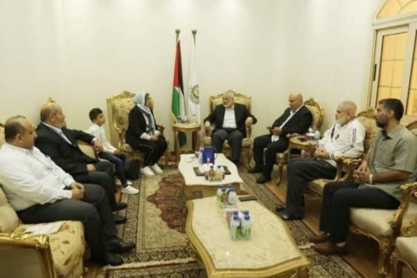 هنیه: مسئله اسرا جزو اولویتهای جنبش حماس است