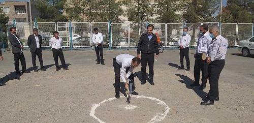 آغاز ساخت پایگاه اورژانس ۱۱۵ با مشارکت خیران سلامت در مشهد