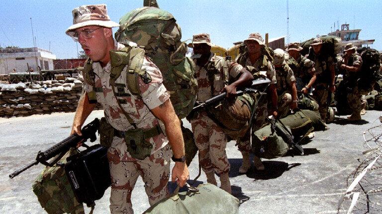 جنگ آمریکا در سومالی به بهانه مبارزه با تروریسم