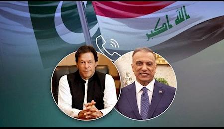 تمایل عمیق پاکستان و عراق برای تقویت همکاریهای دوجانبه