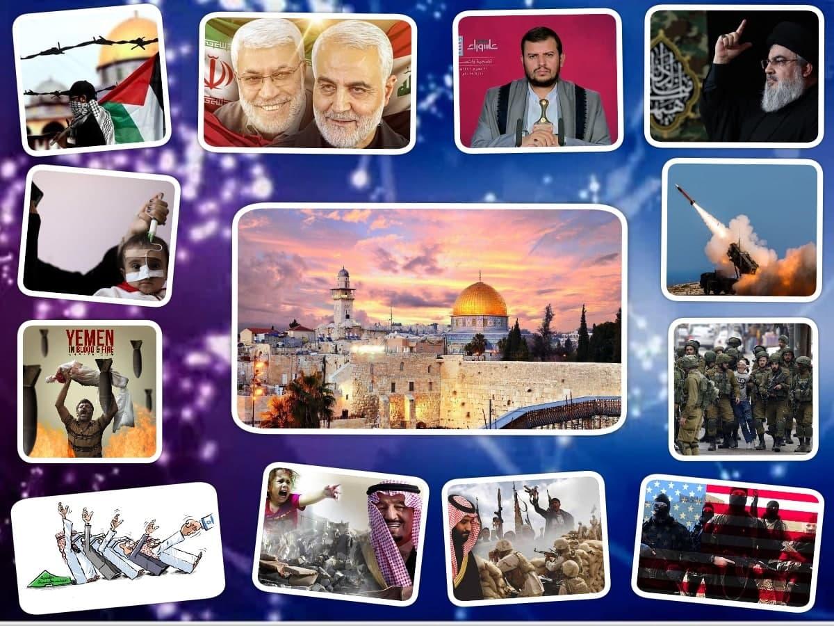 از تغییر نتایج انتخابات عراق تا حمایت از اسیران فلسطینی