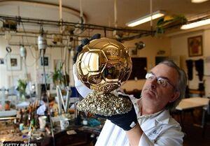 طلای خالص توپ طلا چقدر است؟