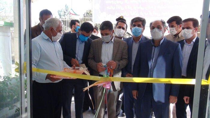 افتتاح ساختمان دادگستری گیلانغرب