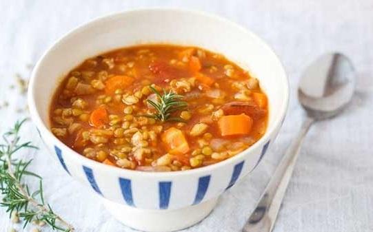 سوپهای خوشمزه پاییزی چگونه تهیه میشوند؟