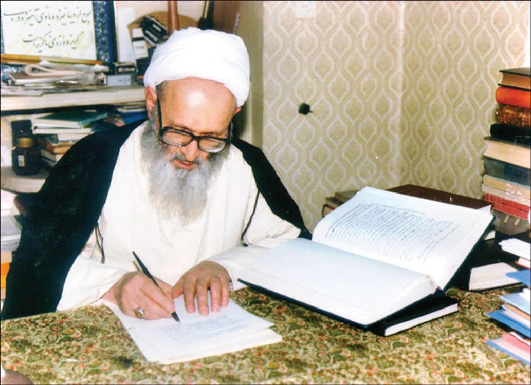 پیامهای تسلیت ارتحال علامه حسنزاده آملی در کرمان