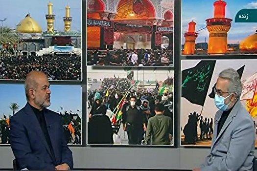 وزیر کشور: مرزهای مهران و شلمچه برای بازگشت زائران باز میشود