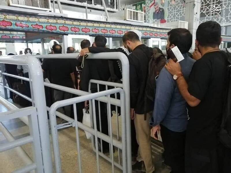 استاندار ایلام: پیشبینی بازگشت ۱۳۰ هزار زائر اربعین از مرز مهران