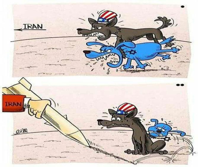 قدرت بازدارندگی موشک های ایران