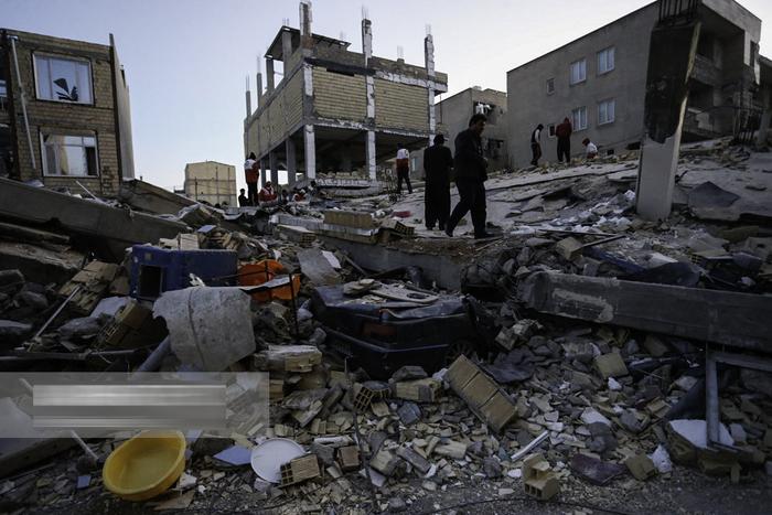 آمادگی مسئولان استان برای  آسیب دیدگان زلزله غرب کشور