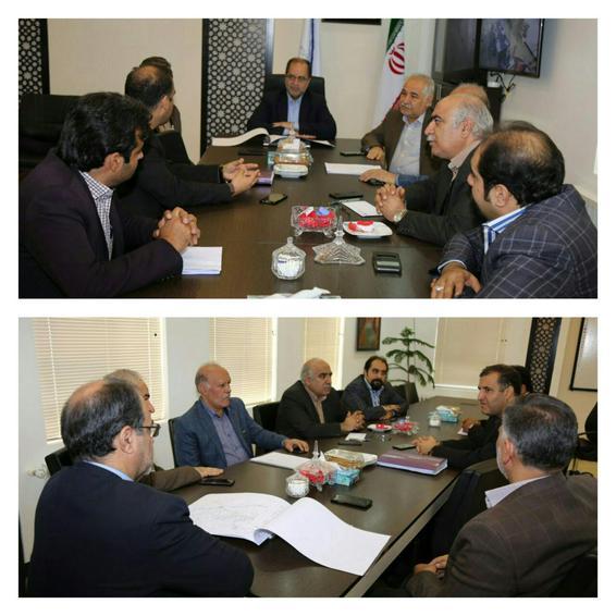 نشست مسئولان در راستای اجرایی شدن پروژه آزاد راه اردکان -یزد-مهریز