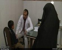 thm 1644041 397 - از صبح تا عصر جمعه درمان رایگان خانوادههای یتیم و نیازمند جنوب شرق تهران