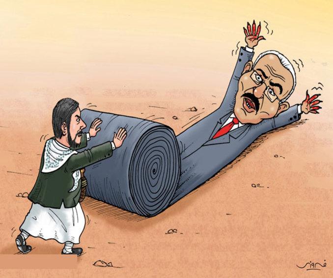 علی عبدالله صالح کشته شد