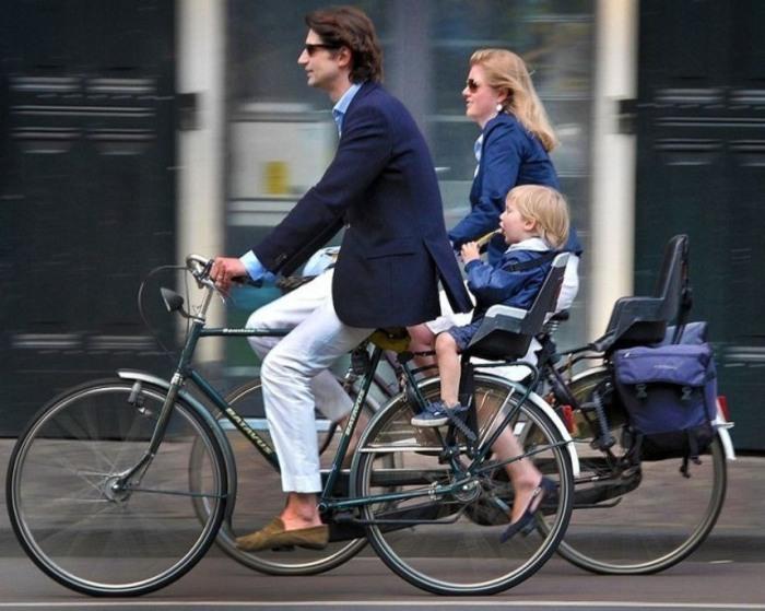 هلند، پایتخت دوچرخه
