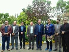 بجنورد استقبال از جودوکار طلایی خراسان شمالی در رقابتهای آسیایی