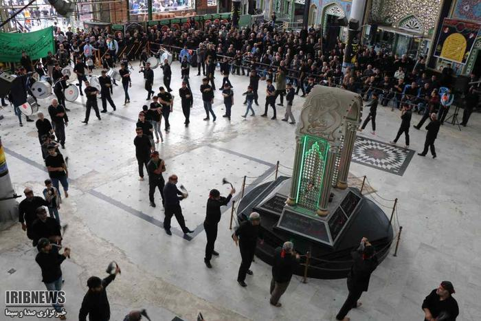 عاشورای حسینی در مازندران