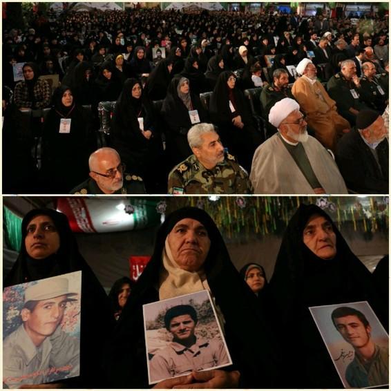 اجلاسیه پایانی، کنگره سههزار شهید استان قزوین