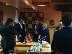 امضای یادداشت تفاهم تبادل ارزش گمرکی با ارمنستان - 20