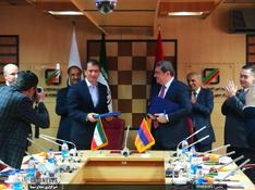 امضای یادداشت تفاهم تبادل ارزش گمرکی با ارمنستان - 22