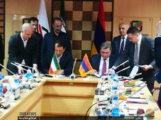 امضای یادداشت تفاهم تبادل ارزش گمرکی با ارمنستان - 28