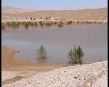 خورو بیابانک ذخیرهسازی 12 میلیون مترمکعب آب در سازههای آبخیزداری
