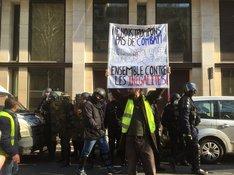 براساس گزارش یورونیوز؛ پاریس پس از آتش نوتردام در آتش اعتراض جلیقهزردها