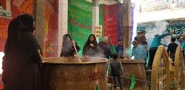 به مناسبت نیمه شعبان پخت ده تن سمنو در اصفهان