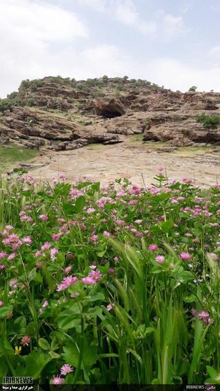 طبیعت زیبای مخملکوه خرم آباد و تالاب ازگن شهرستان دورود  عکاس: حسین میرزایی