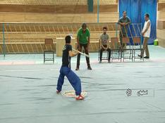 رئیس هیئت ووشو استان اصفهان دومین اردوی آمادهسازی تالوکاران در اصفهان