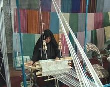 گشایش نمایشگاه صنایعدستی در میبد