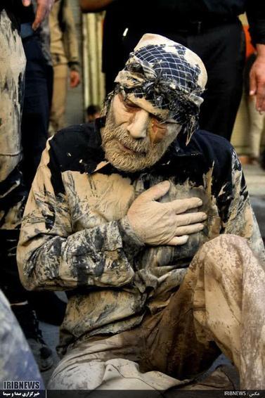 عزاداری مردم لرستان در عاشورای حسینی  عکس: مهدی ملکشاهیان