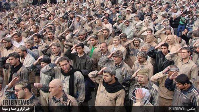عزاداری مردم لرستان در عاشورای حسینی