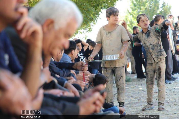 عزاداری مردم کوهدشت در عاشورای حسینی   عکس:جلیل سیف الهی