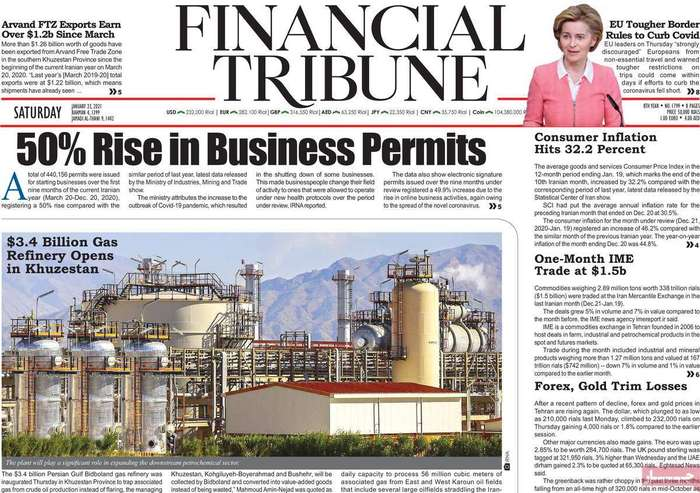 50% Rise in business Permits
